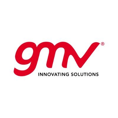 logotipo de la empresa GMV