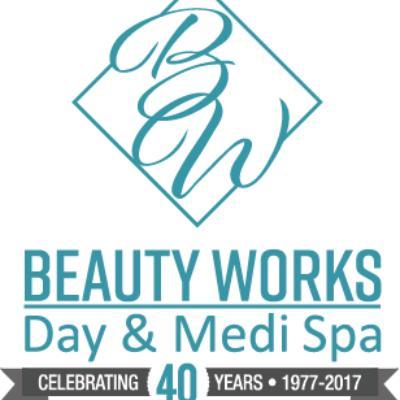 Logo Beauty Works Day Spa