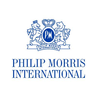 Logo van Philip Morris International