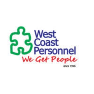 West Coast Personnel logo