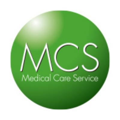 メディカル・ケア・サービス株式会社のロゴ