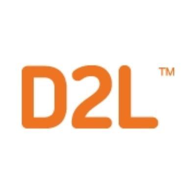 D2L logo