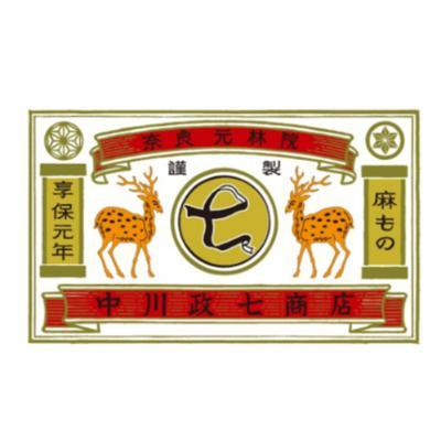 株式会社 中川政七商店のロゴ