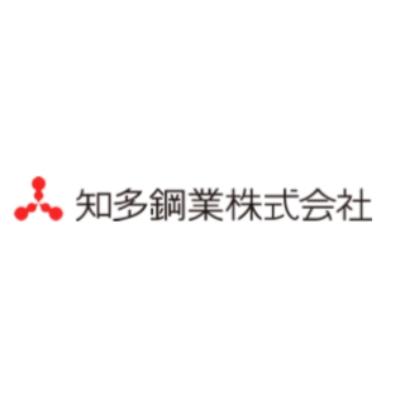 知多鋼業のロゴ