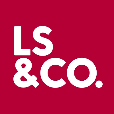 Logo van Levi Strauss & Co.