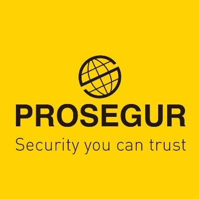 logotipo de la empresa Prosegur