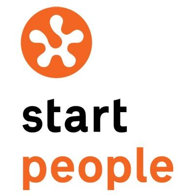 Logo van Start People