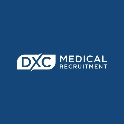 DXC Medical Recruitment logo