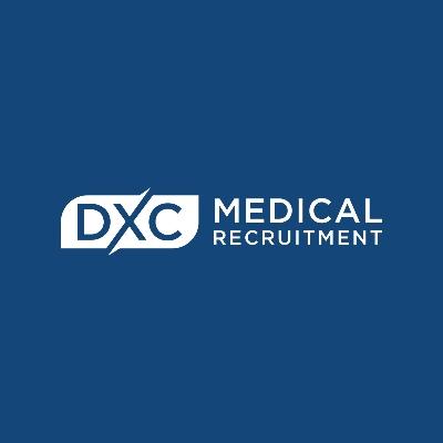 DXC Medical Recruitment logo