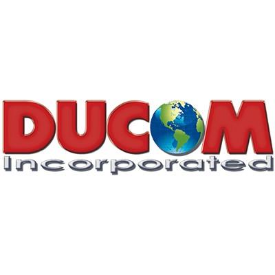 DUCOM, Inc. logo