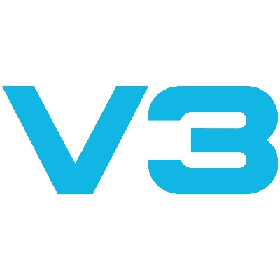 V3 Electric logo