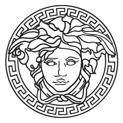 logotipo de la empresa Versace
