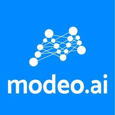 Logo Modeo AI