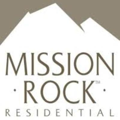 Mission Rock Residential logo