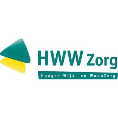 Logo van HWW Zorg