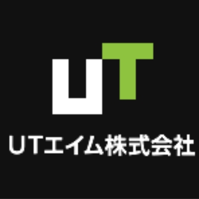 UTエイム株式会社のロゴ
