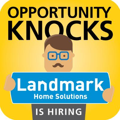 Landmark Home Solutions logo