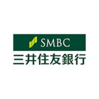 株式会社三井住友銀行のロゴ