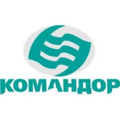 Лого компании Командор