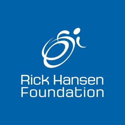 Rick Hansen Foundation logo