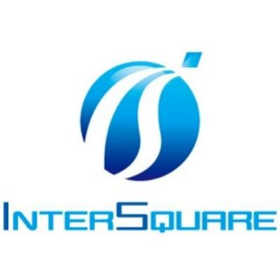 株式会社インタースクエアのロゴ