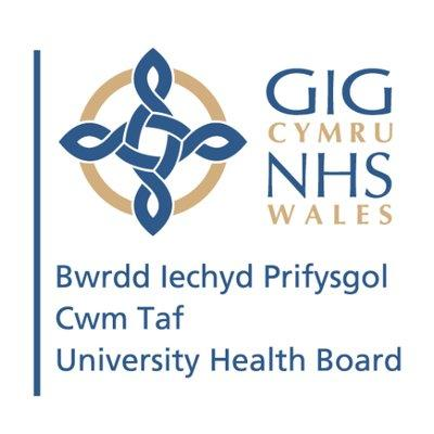 Cwm Taf University Health Board logo