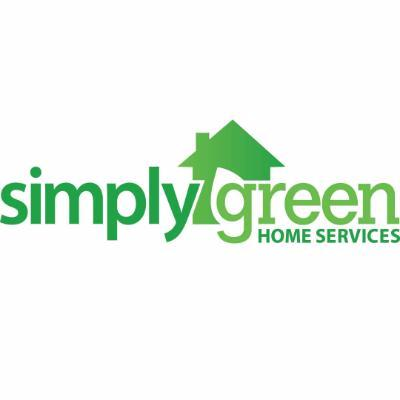 Simply Green Home Services logo