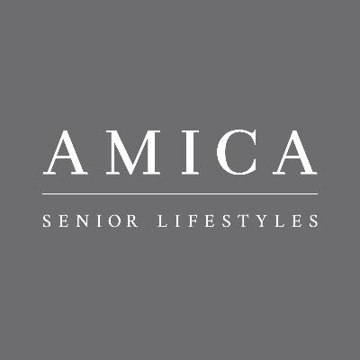 Logo Amica Senior Lifestyles