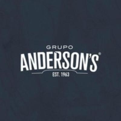 logotipo de la empresa Grupo Anderson's