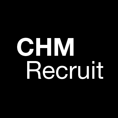 CHM Recruit logo