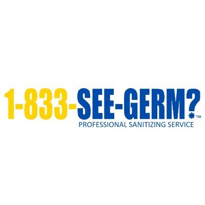 Logo 1-833-SEE-GERM?