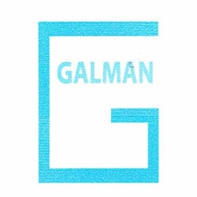 logotipo de la empresa OUT. Y PROYECTOS GALMAN