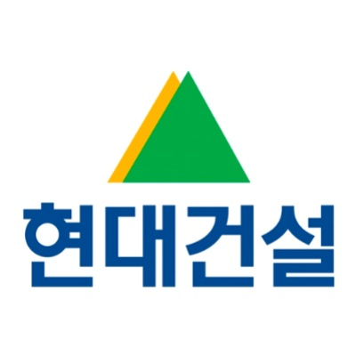 현대건설 logo