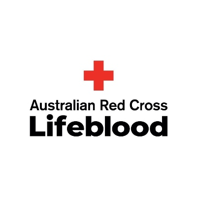 Australian Red Cross Lifeblood logo