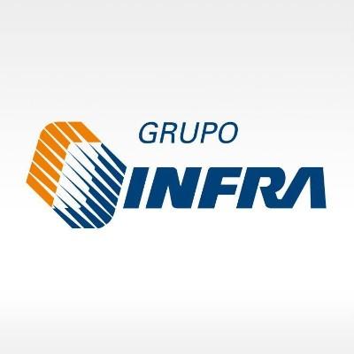 logotipo de la empresa Grupo Infra
