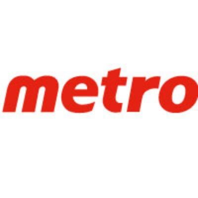 Metro Inc. logo