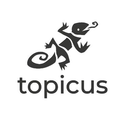 Logo van Topicus