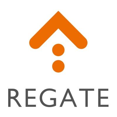 株式会社REGATEのロゴ