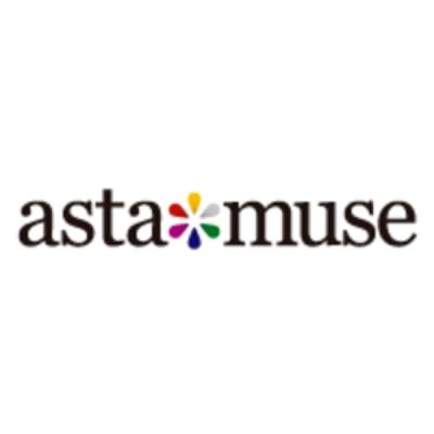 アスタミューゼ株式会社のロゴ