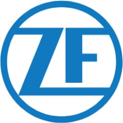 Logo firmy - ZF