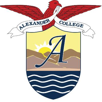 Logo Alexander College