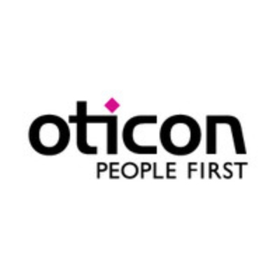 logo for Oticon