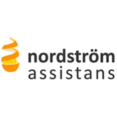 Nordström Assistans logo