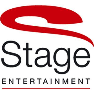 Logo van Stage Entertainment