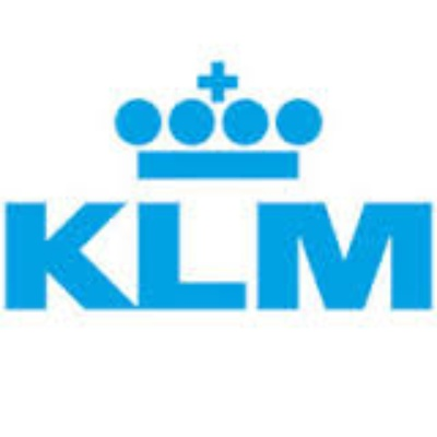 Logo van KLM