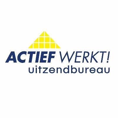 Logo van Actief Werkt!