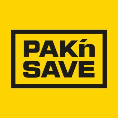 PAK'nSAVE logo