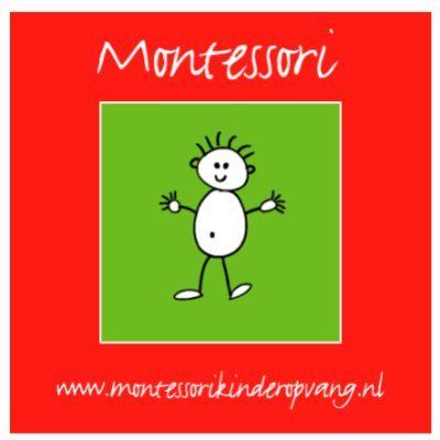 Logo van Montessori Kinderopvang