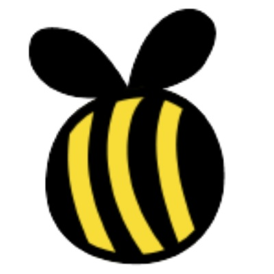 The Helper Bees logo