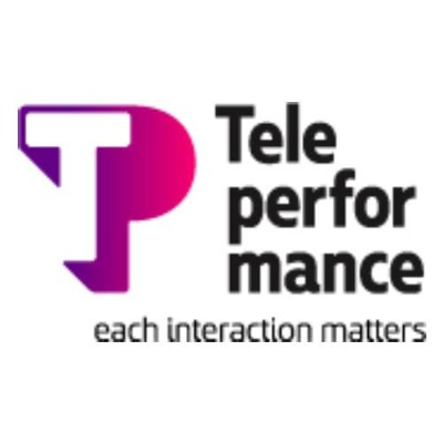 Logo firmy - Teleperformance